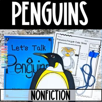 Penguins A Non-fiction Penguin Unit - Common Core Aligned