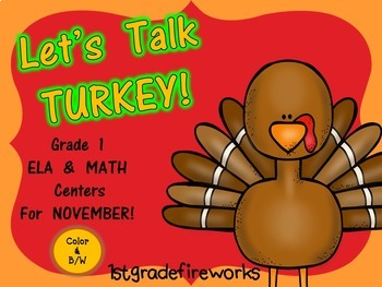 Let's Talk Turkey UPDATED  :)