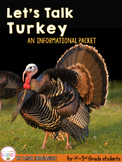 Let's Talk Turkey (An informational packet)