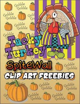 Let's Talk Thanksgiving Turkey Freebie