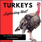 Let's Talk Turkey Lapbooking Unit