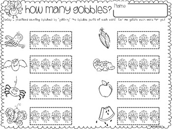 Let's Talk Turkey! {Math & Literacy Activities to be Thankful For!}