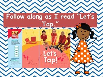 Let's Tap! Storytown Lesson 1