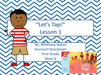 Let's Tap! Storytown Lesson 1