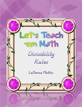 Let's Teach 'em Math - Temporarily Closed