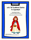 Let's Tell A Story in September