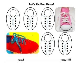 Let's Tie Our Shoes!