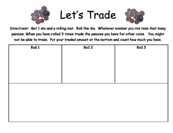 Let's Trade - Penny and Nickel Counting Center