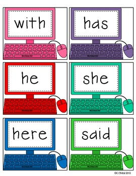 Let's Type It Out!!  A word work activity