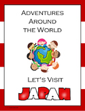 Adventures Around the World - Japan