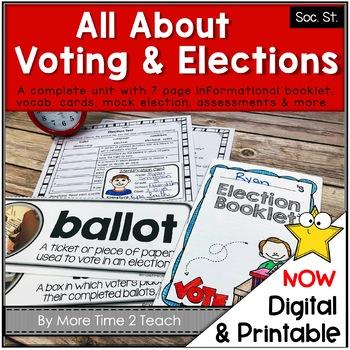 Let's Vote: 2016 Election's Unit