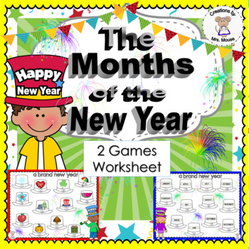 Months of the New Year