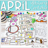 Let's Work on Writing - April - Monthly Themed Writing