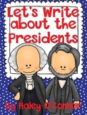 Let's Write About the Presidents