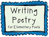 Let's Write Poetry!