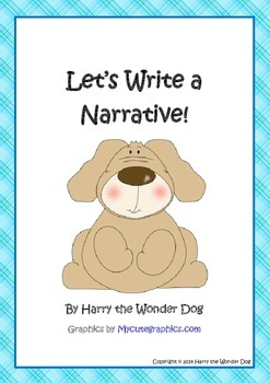 Let's Write a Narrative Story for Primary Elementary Stude