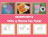 Let's Write a Rhyme Fun Pack