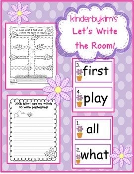 Let's Write the Room!