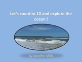 Lets count to 10 and explore the ocean!
