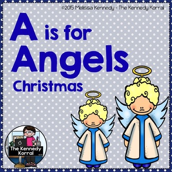 Christmas - Letter A is for Angels