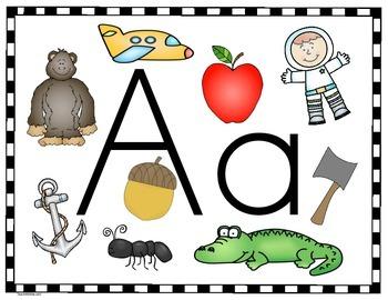 Letter A Alphabet Activities