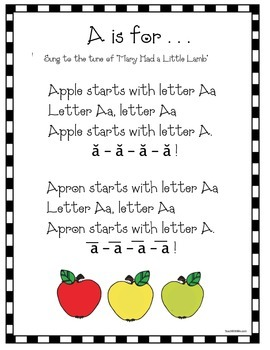 50% Off: Letter A Alphabet Activities