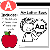 Letter A - Activities (SAMPLE)