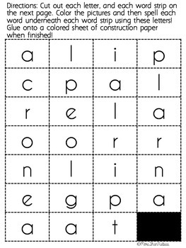 Letter A Activities and Printables