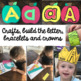 Letter A Activities for Letter Identification & Formation: Letter of the Week