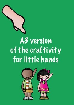Letter A - Apple Craftivity with Phonics Activities FREE!