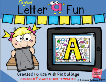 Letter A Fun