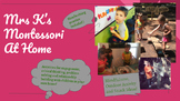 Letter A Lesson Plan for Mel's Montessori Moms at Home- In