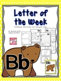 Letter B {Letter of the Week}
