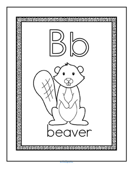 Letter B Recognition, Sound, Tracing and Craftivities