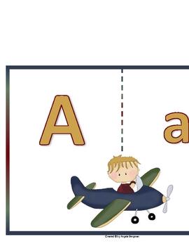Letter A ~ Preschool Unit