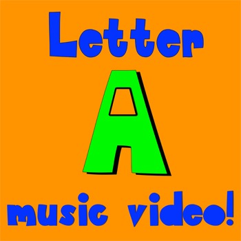 Letter A Song- music video
