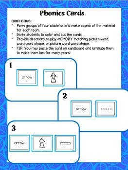 Letter A - Study Unit