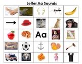 Letter Aa Mat