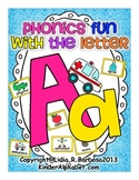 Letter Aa Phonics Fun