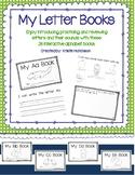 Letter - Alphabet Books Merged