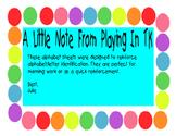 Letter & Alphabet Recognition