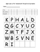 Letter Assessment and Activities for Kids with Autism