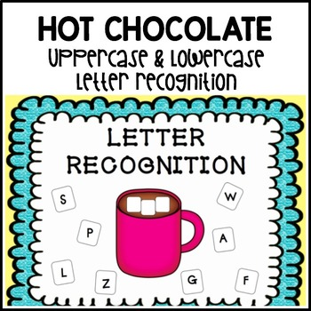 Letter Recognition - uppercase & lowercase