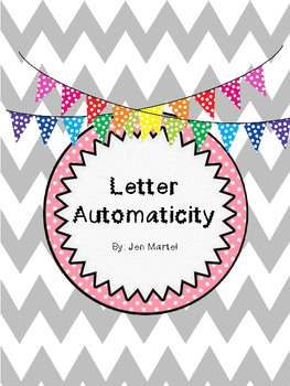 Letter Automaticity