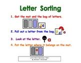 Letter Awareness