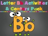 Letter Bb Activities Pack (CCSS)