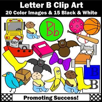 Letter B Clip Art Teaching Resources Teachers Pay Teachers