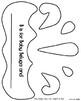 Letter B Craft: Baby Beluga