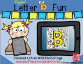 Letter B Fun