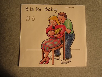 Letter B Fun Alphabet Project